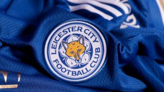 lcfc win signed shirt