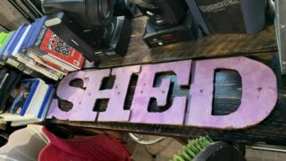 shed leicester