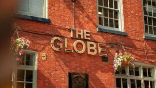 globe pub leicester