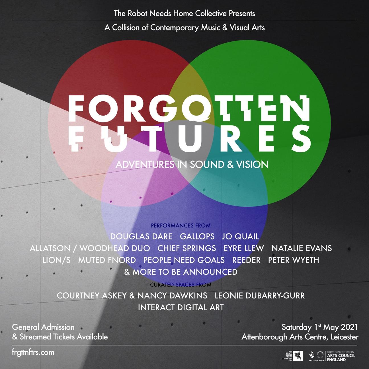forgotten futures leicester