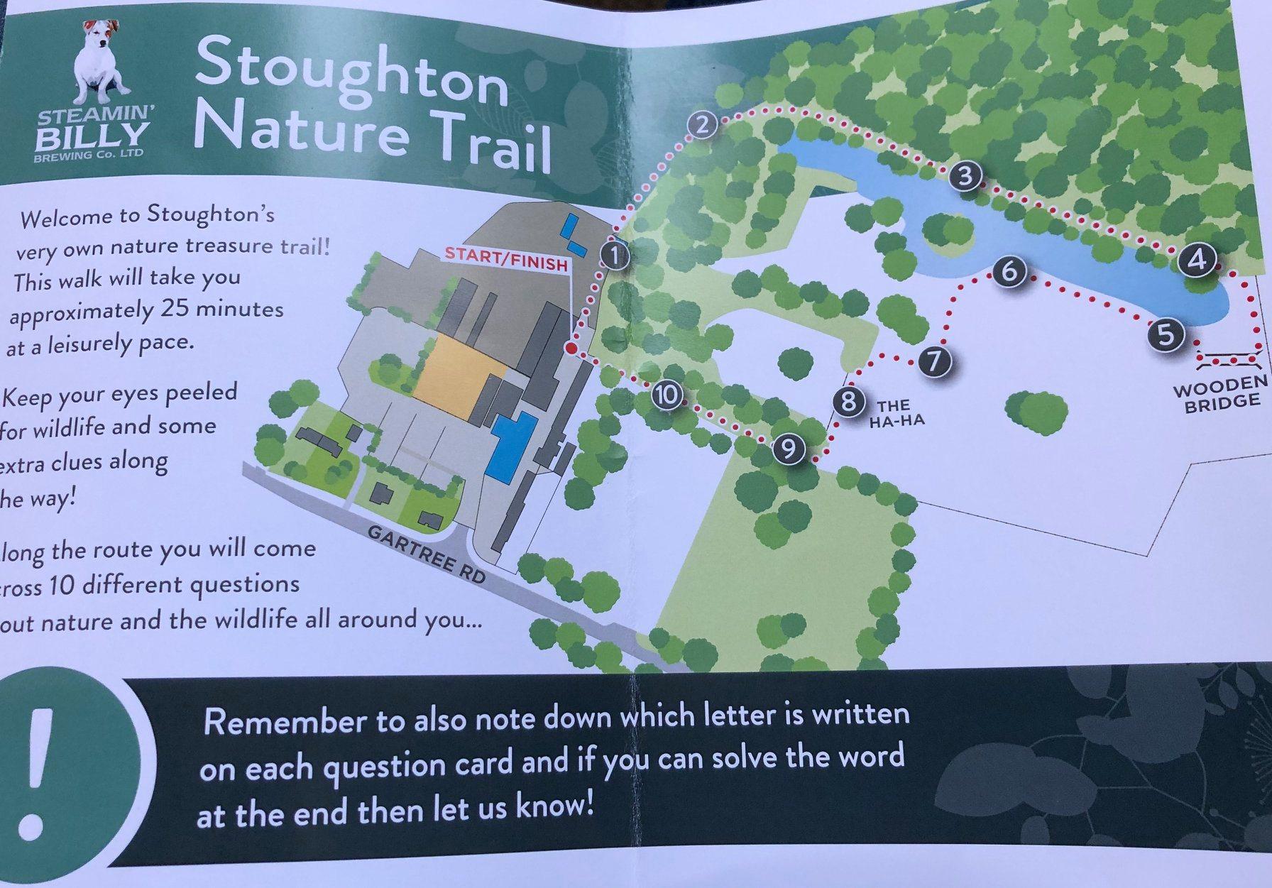 cow plough nature trail