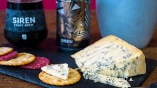 beer and stilton