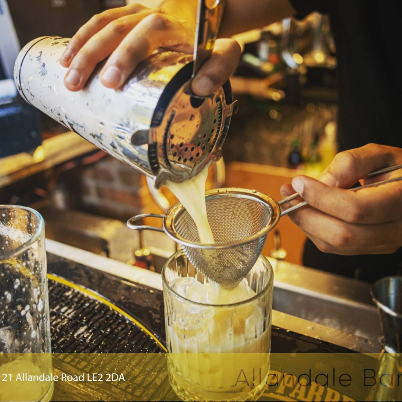 allandale bar leicester