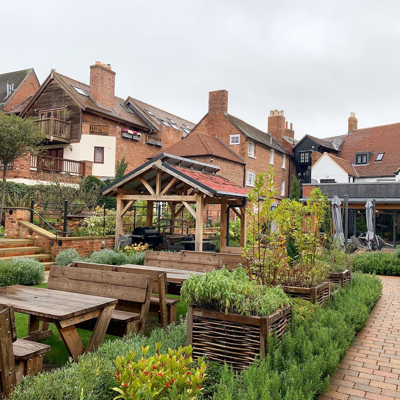 hotel indigo garden