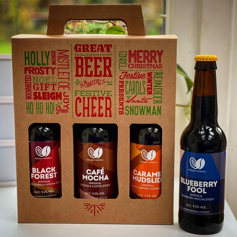 framework christmas beers