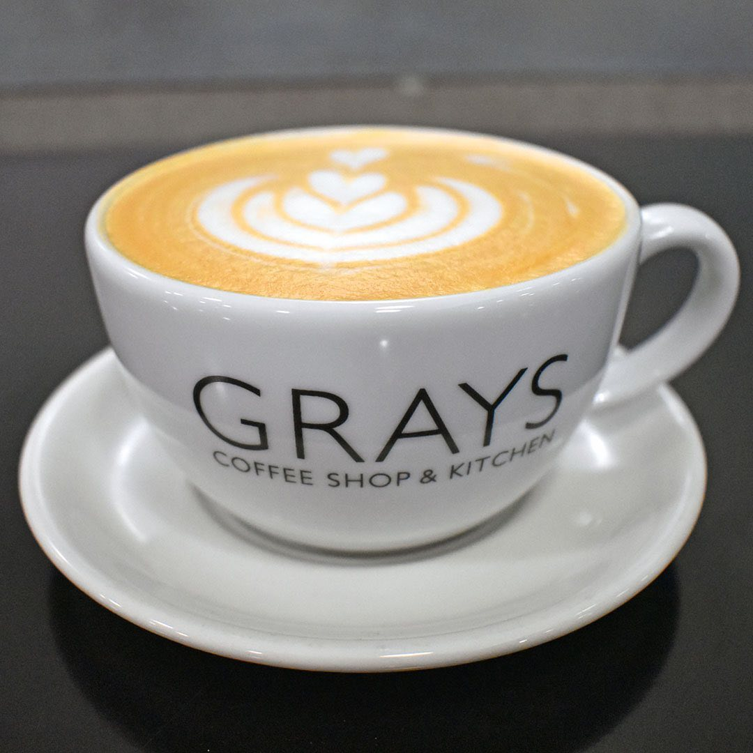 grays coffee leicester