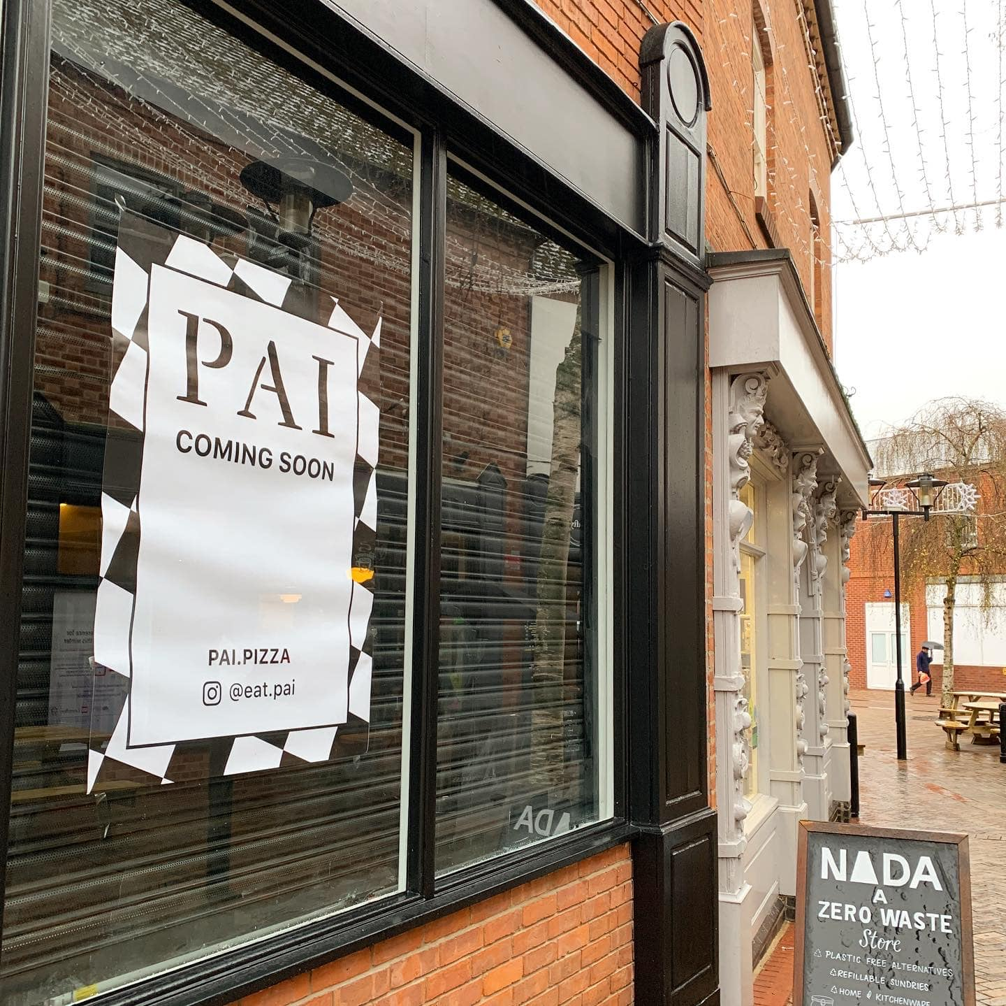 pai pizza leicester