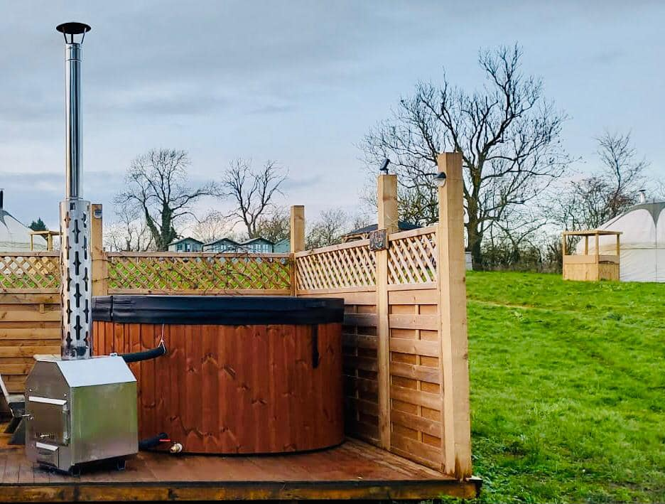 country bumkpin yurts leicestershire