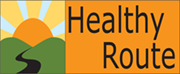 healthy route logo