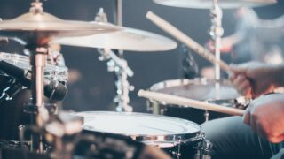 music guide drum kit