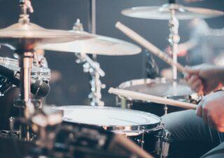 music guide drum kit