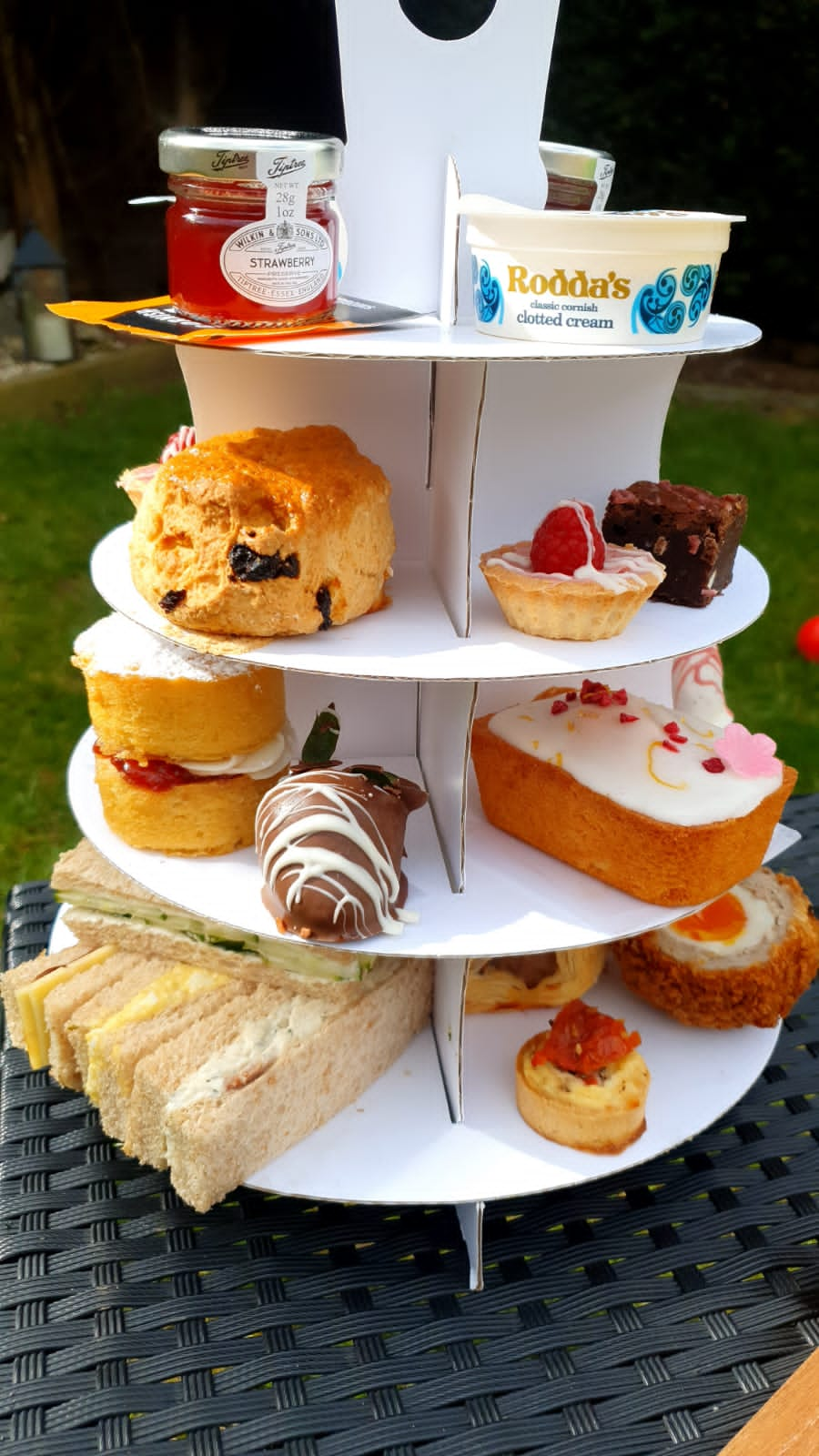 afternoon tea leicestershire
