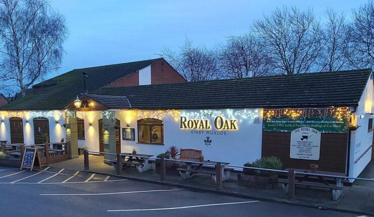 royal oak kirby muxloe