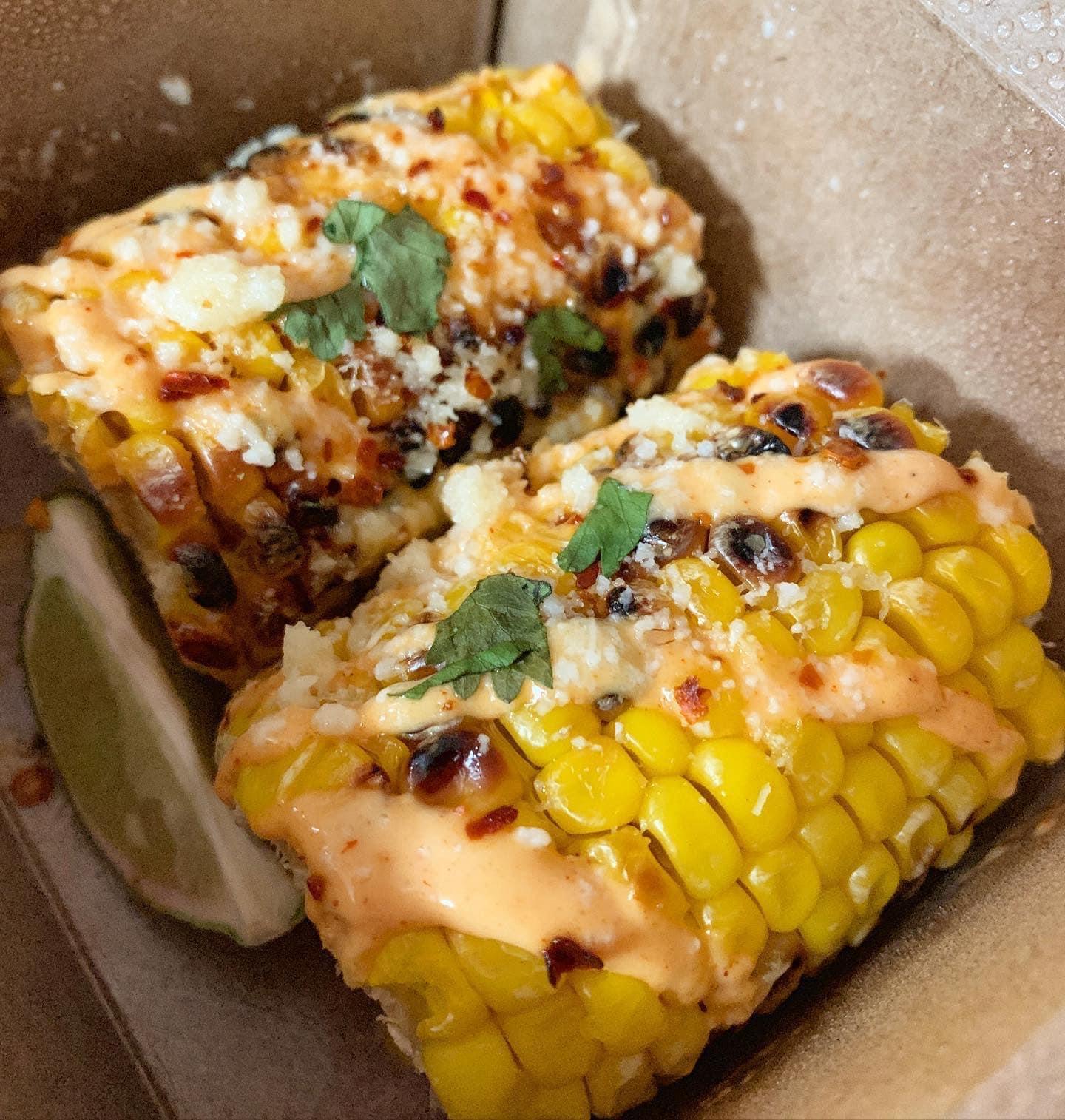 street corn mexican