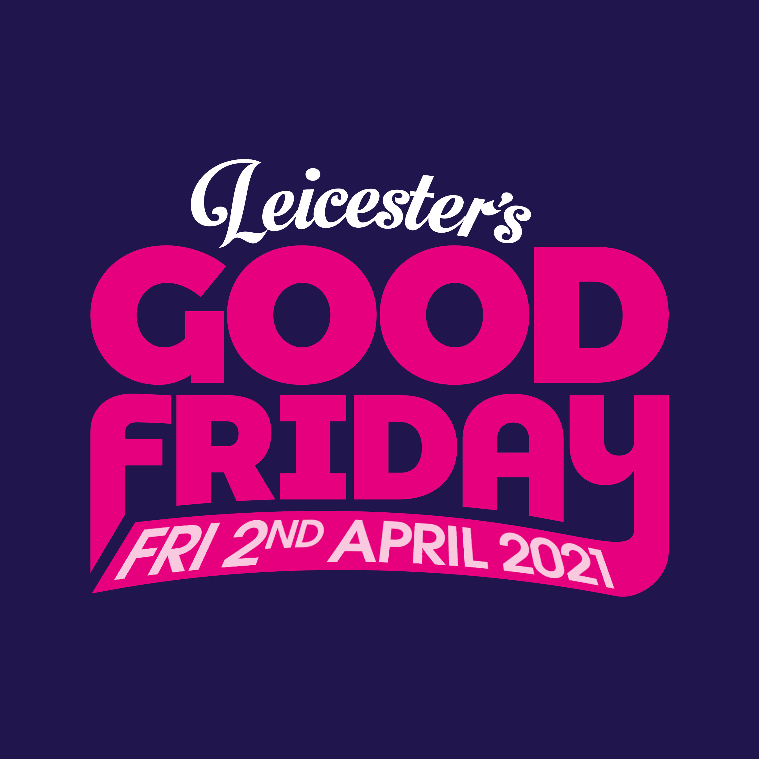 leicester music good friday