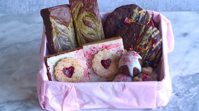 vegan cakes leicester
