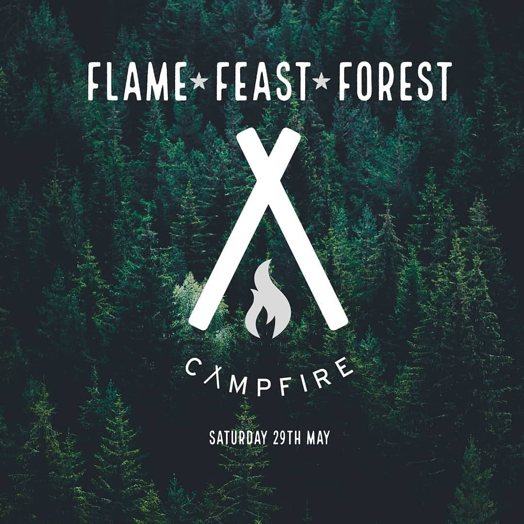 campfire cookout leicester