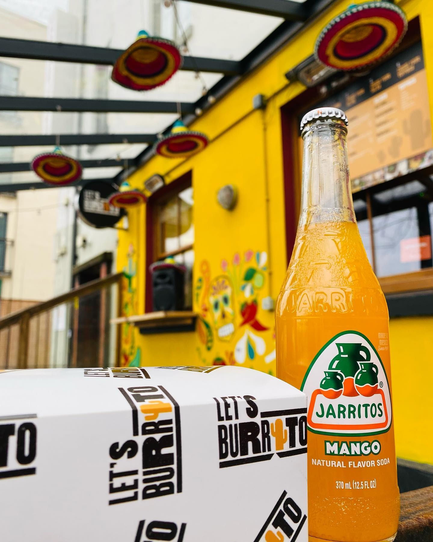 let's burrito leicester