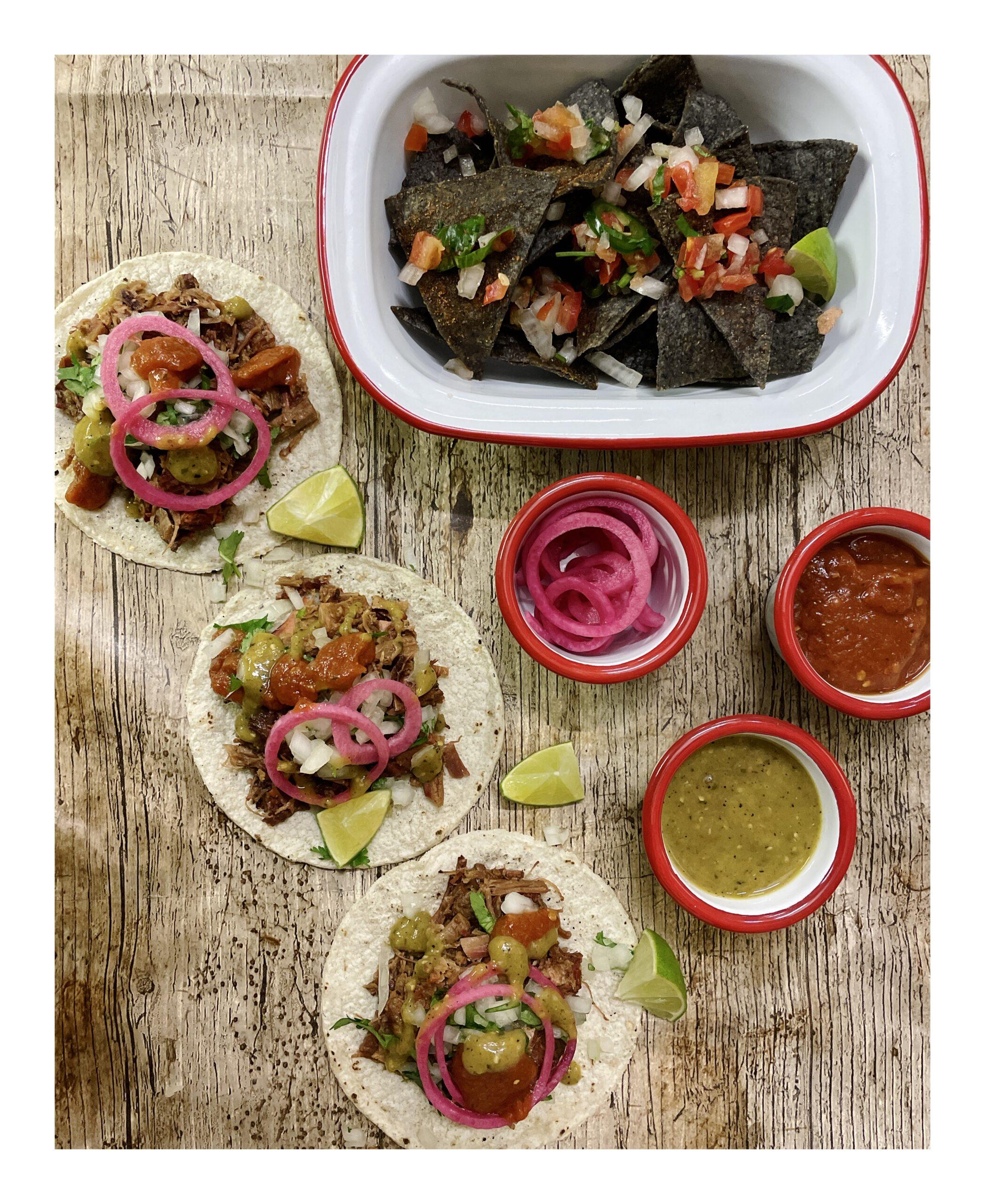 tacos smoqued