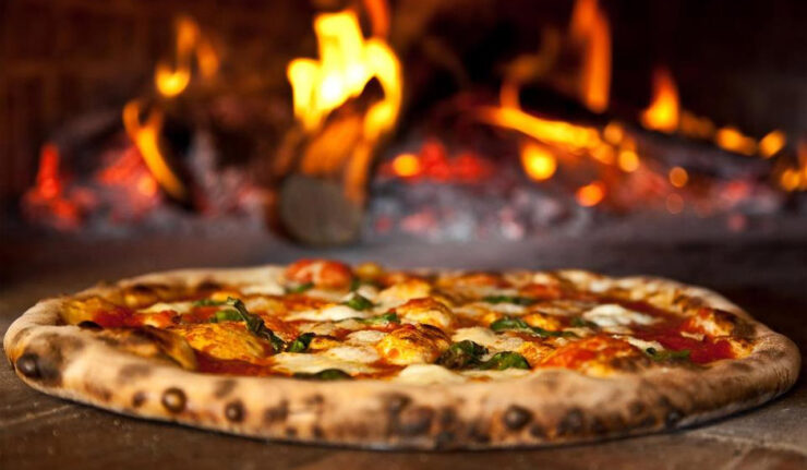 wood fire pizza leicester