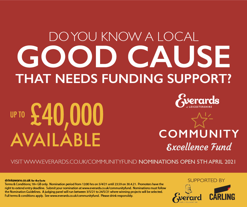 everards community fund