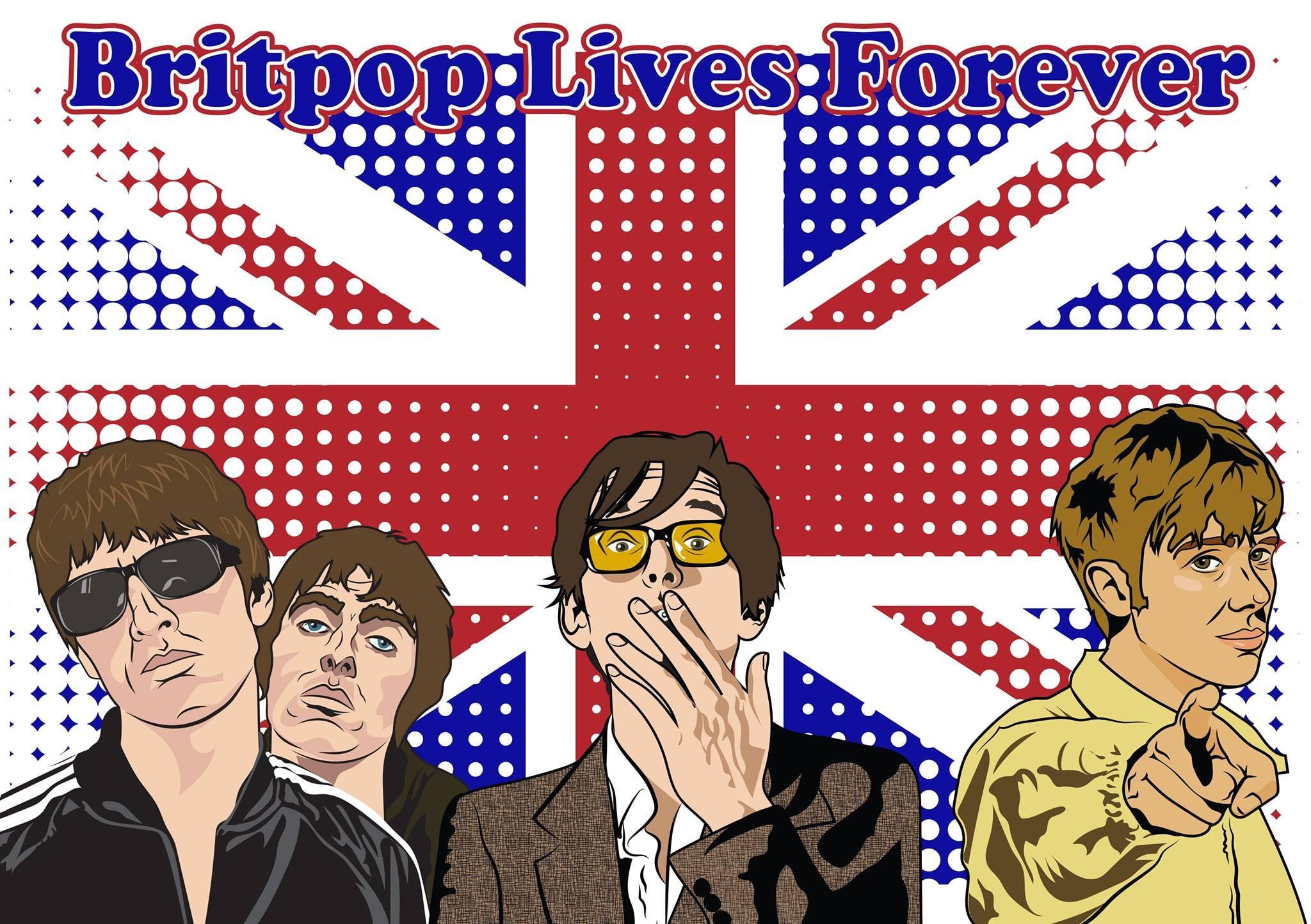 britpop lives forever