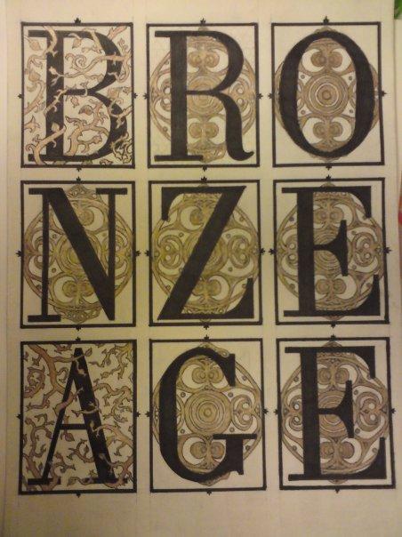 bronzeage leicester