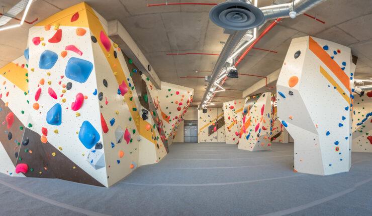 social climbing leicester