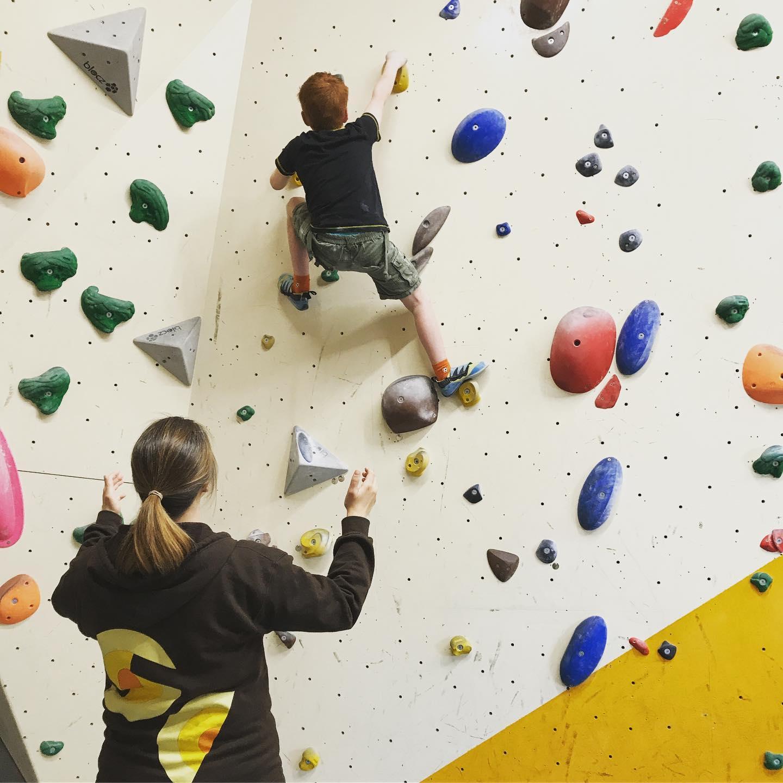 social climbing leicester bouldering