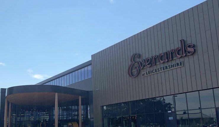 Everards beer hall