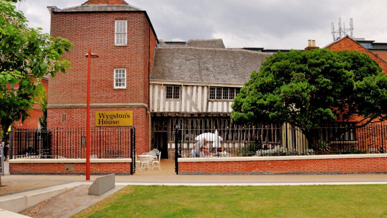 wygston's house leicester