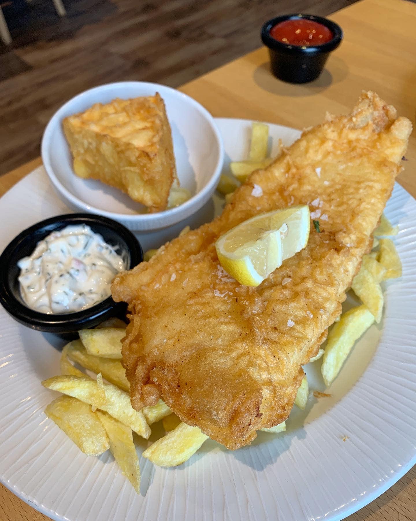 no1 fish chips cromer