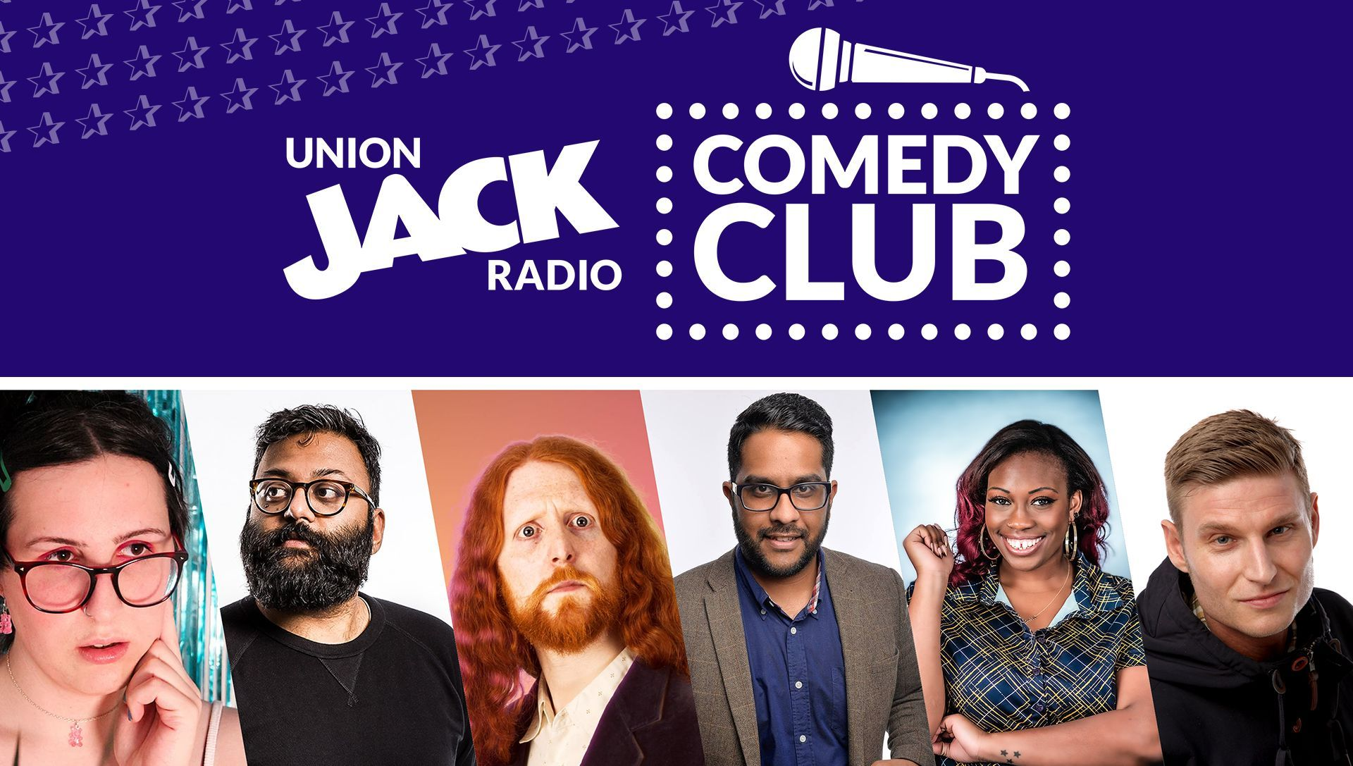 comedy club leicester