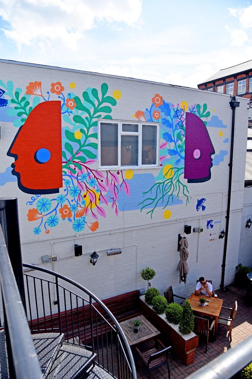 street art leicester
