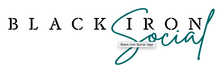 black iron social