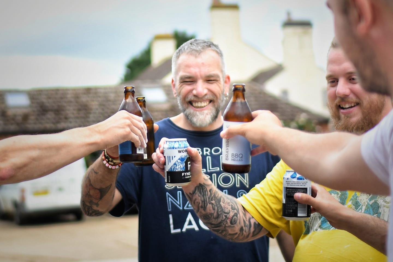 braybrooke lager beer