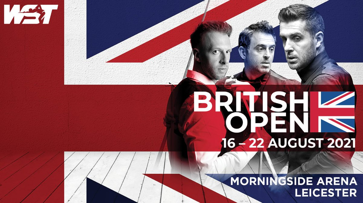 snooker british open