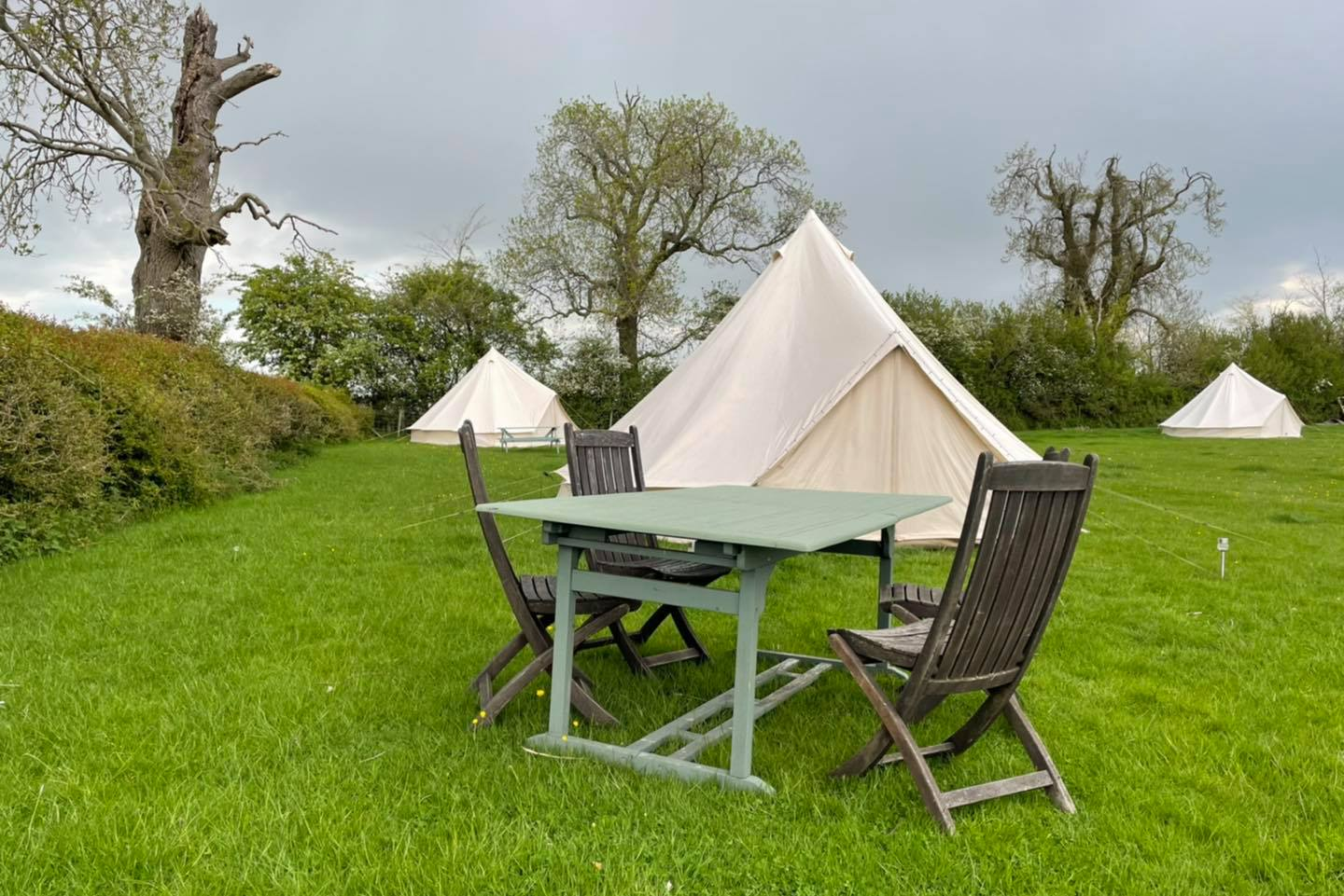 grange farm glamping leicestershire