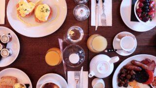 middleton's leicester breakfast