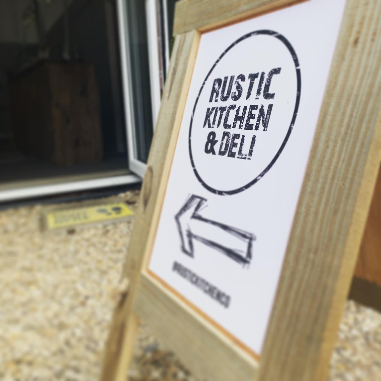rustic kitchen & deli