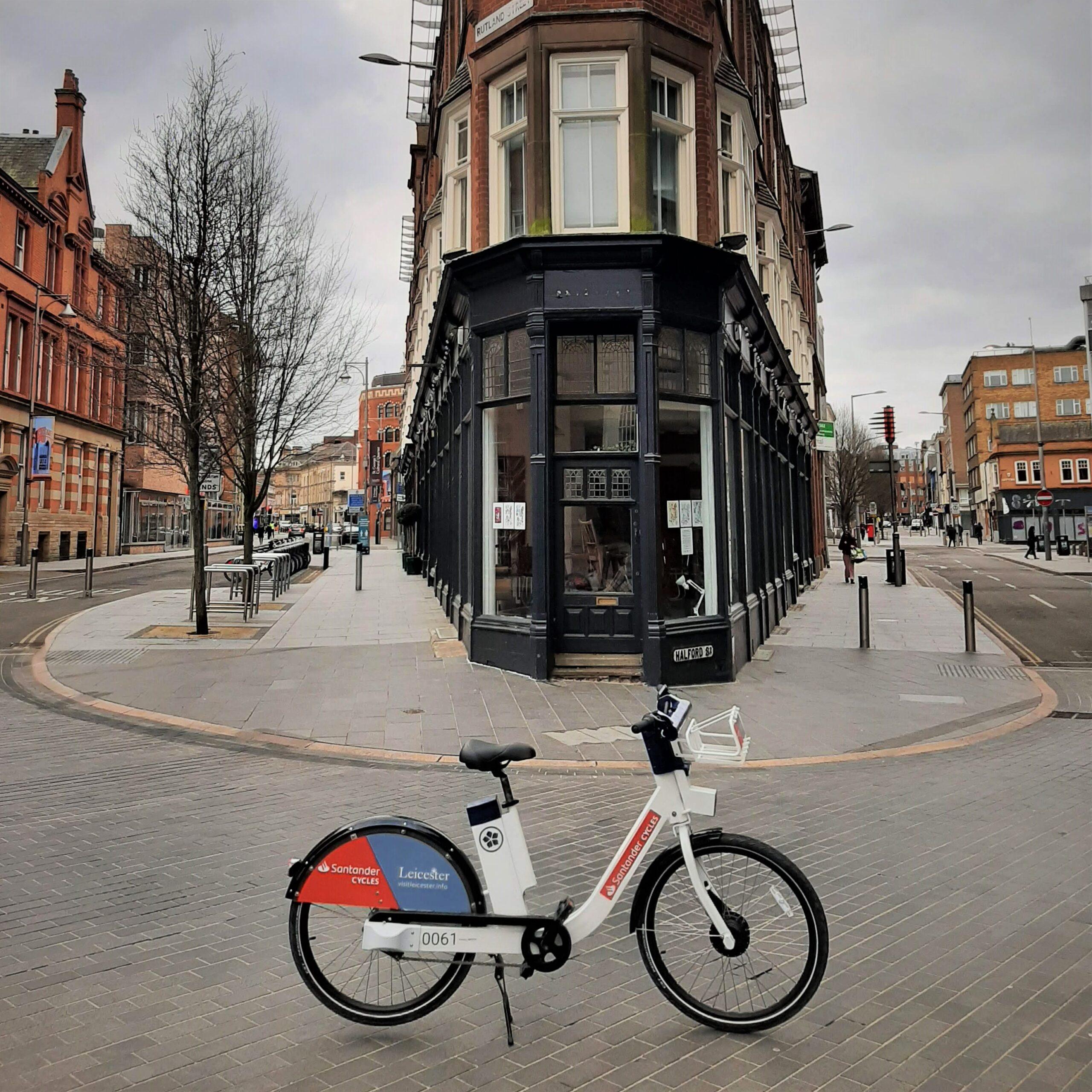 e-bikes leicester