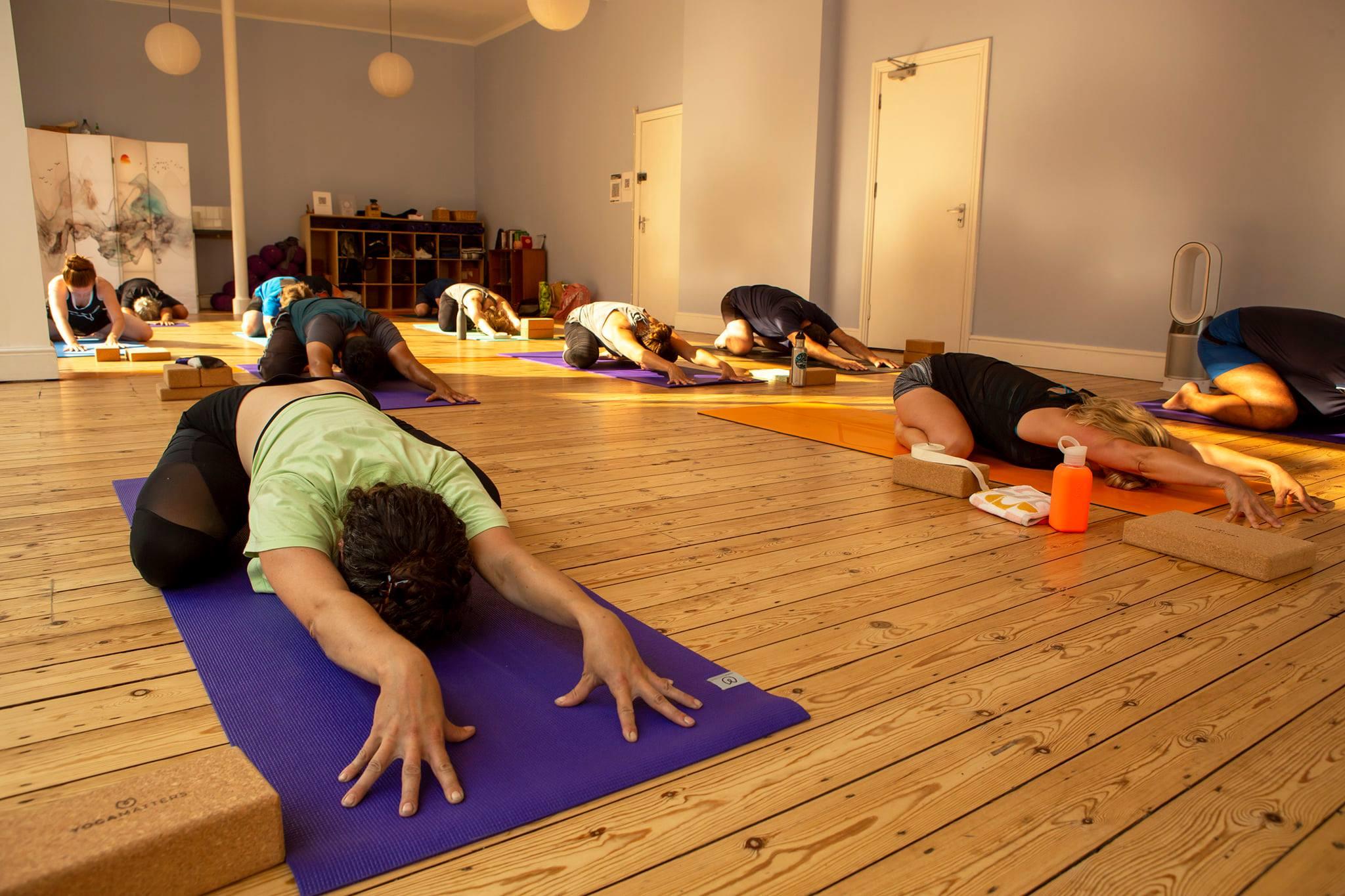 space to breathe collective yoga leicester