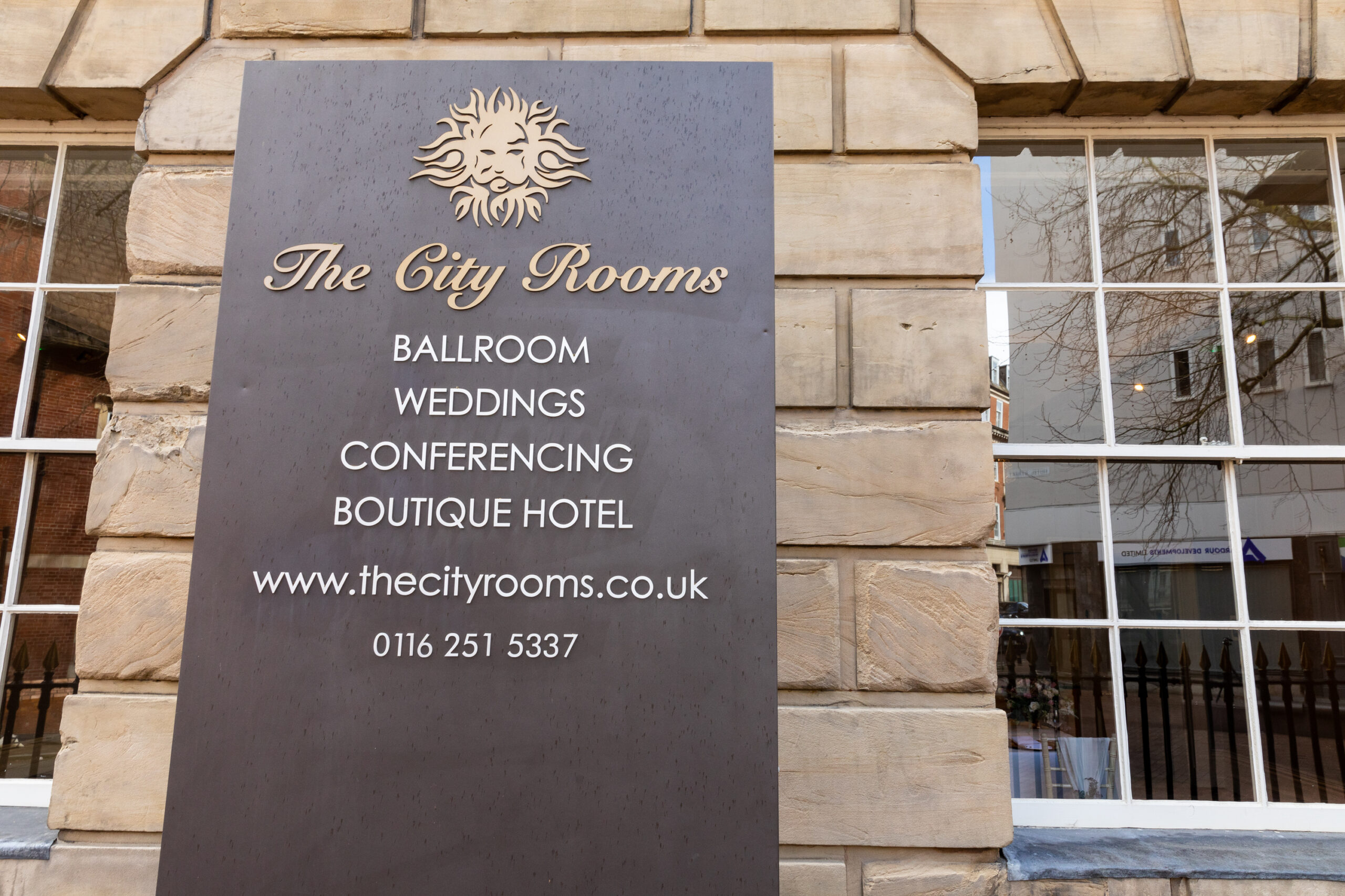 city rooms leicester