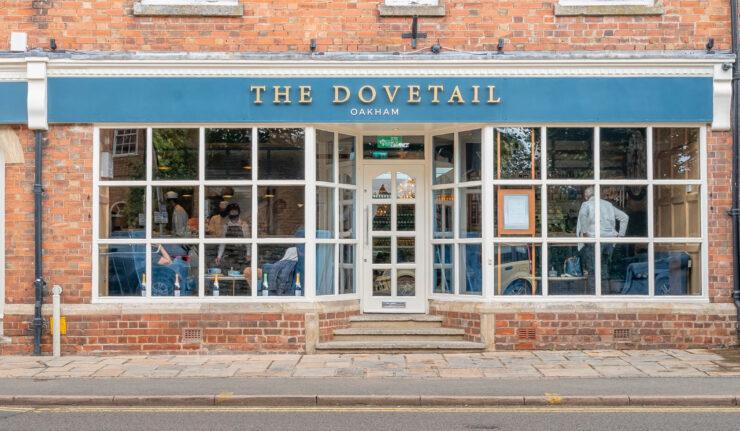 The Dovetail oakham