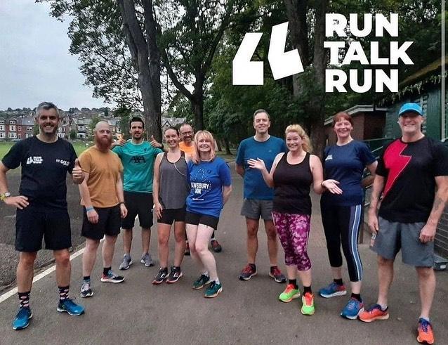run talk run leicester