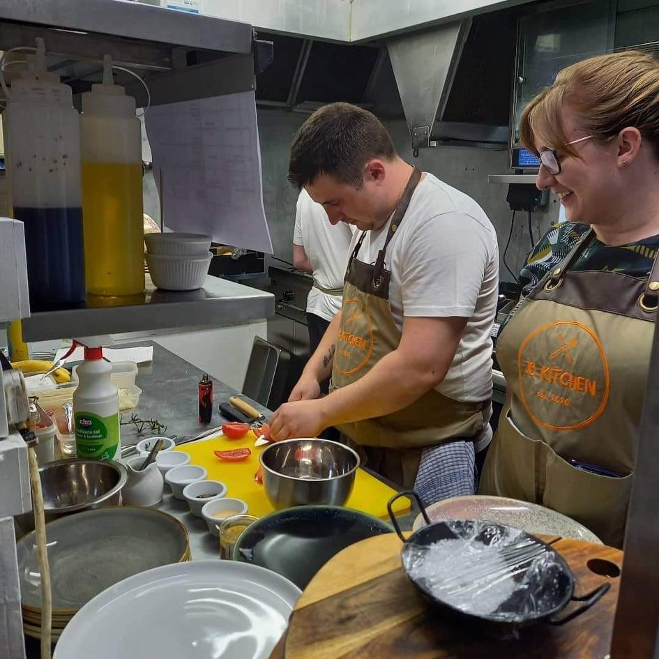 JB kitchen leicester