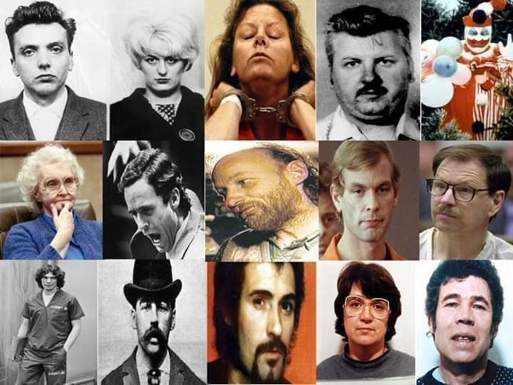 psychology of serial killers leicester